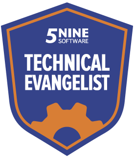 5Nine Technical Evangelist